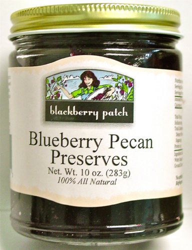 All Natural Blueberry Pecan Preserves, 10 - Sugar Free Blackberry Jam