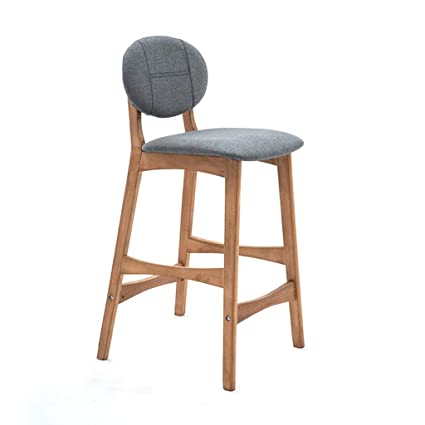 Astounding Amazon Com Xlzdeng Bar Stool Bar Chair Burlap Chair Low Beatyapartments Chair Design Images Beatyapartmentscom