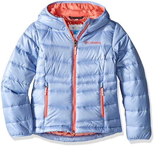 Columbia Girls Turbodown Hooded Jacket