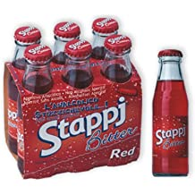 Stappj - Red Bitter Aperitif, (24-Pack) 3.4 oz. Btls.