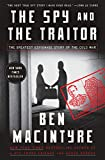 Book cover from The Spy and the Traitor: The Greatest Espionage Story of the Cold War by Ben Macintyre