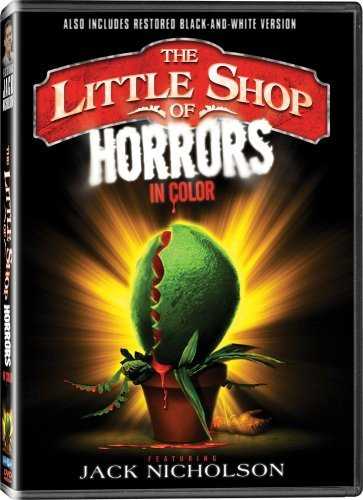 The Little Shop of Horrors in Color]()