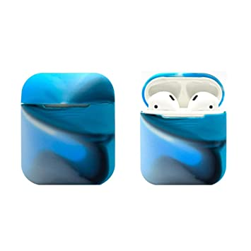 tianranrt para Airpods silicona Carcasa para Apple airpod ...