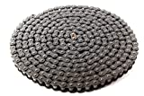 SureLine #25 Roller Chain, 10 Feet with 1 Connecting Link
