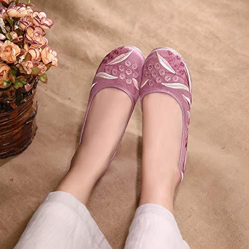 Zapatos Qiusa Rosado Zapatos Qiusa Rosado Qiusa xwqISv7