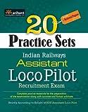 20 Practice Sets Indian Railway Assistant Loco Pilot Practice Recruitment Exam