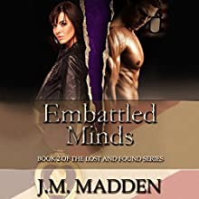 Embattled Minds Audiobook by J. M. Madden Narrated by Eric G. Dove