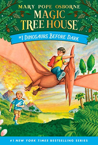 Dinosaurs Before Dark (Magic Tree House Book 1) by [Osborne, Mary Pope, Sal Murdocca]