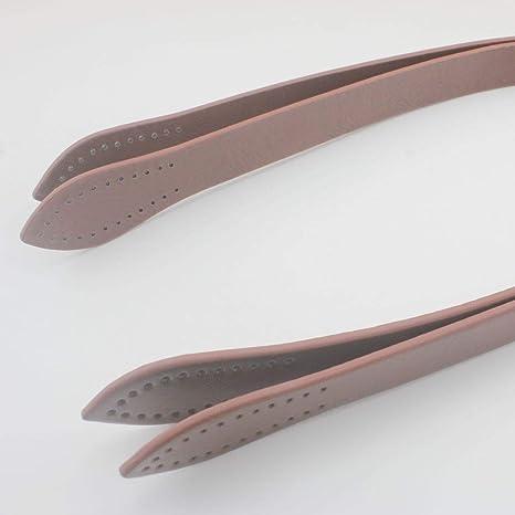 Asas de piel sintética de 60 cm, asas para monedero, asa ...