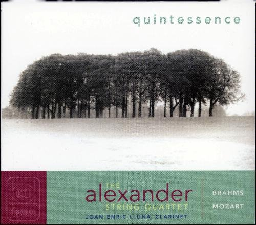 Quintessence: Clarinet Quintets by Brahms & - String Clarinet Quartets
