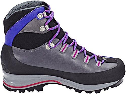 La Sportiva  Trango Trk Leather Gtx,  Scarpe da camminata ed escursionismo uomo Iris Blue/Purple