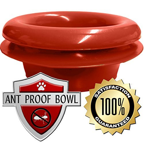 Ant Proof Bowl (Red)