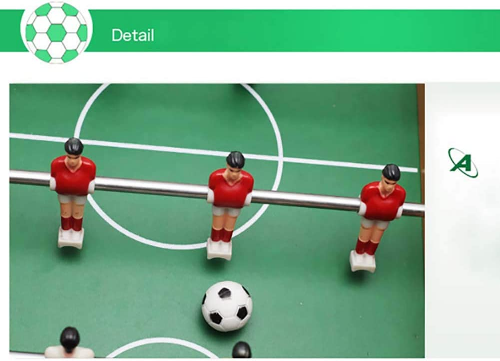 ZHJIUXING ZQ Portátil Futbolín Mesa de fútbol Fútbol Tabla ...