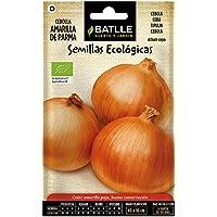 Semillas Ecológicas Hortícolas - Cebolla Amarilla de Parma