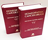 img - for Homeopathic Cancer Drugs: Oncology Materia Medica (2 Vols) book / textbook / text book