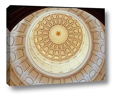 The Texas Capitol Dome, Austin Texas by Carol Highsmith - 22