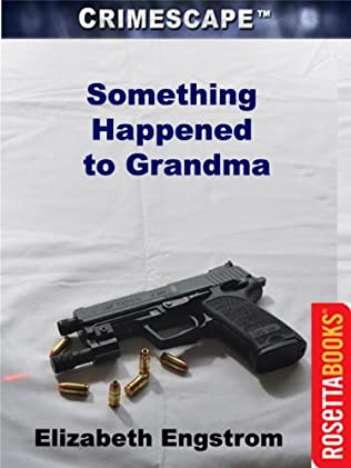 book cover of Something Happened to Grandma