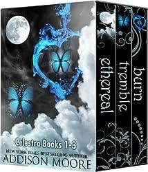 Celestra Series Books 1-3 (English Edition)