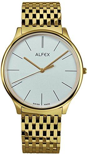 Reloj 5638 Alfex/021 cuarzo suizo calidad precio 525 EUR: Amazon.es: Relojes