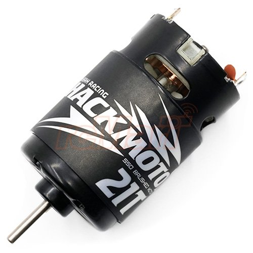 - Yeah Racing Hackmoto 550 21T Brushed Motor #MT-0027