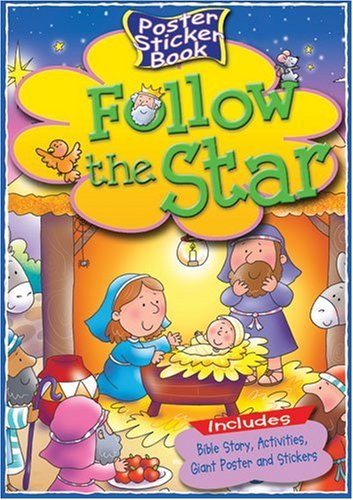Read Online Follow the Star (Poster Sticker Books) ebook