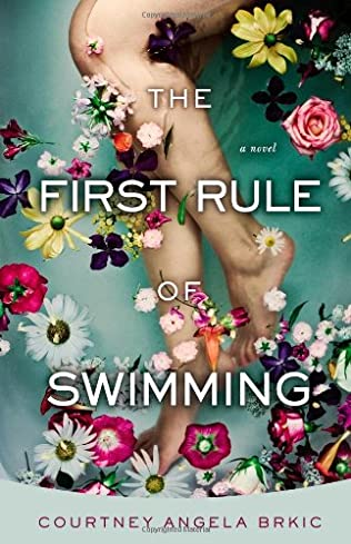 book cover of The First Rule of Swimming