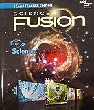 img - for Science Fusion, Grade 8, Teacher Edition, Texas Edition, 9780544025639, 0544025636, 2015 book / textbook / text book