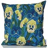 Sunburst Outdoor Living 45cm x 45cm ROMANCE Federa decorativa per cuscini per divano, letto, sofà o da esterni - Solo federa, no interno