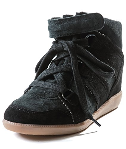 isabel-marant-womens-velcro-and-lace-leather-high-tops-36-faded-black