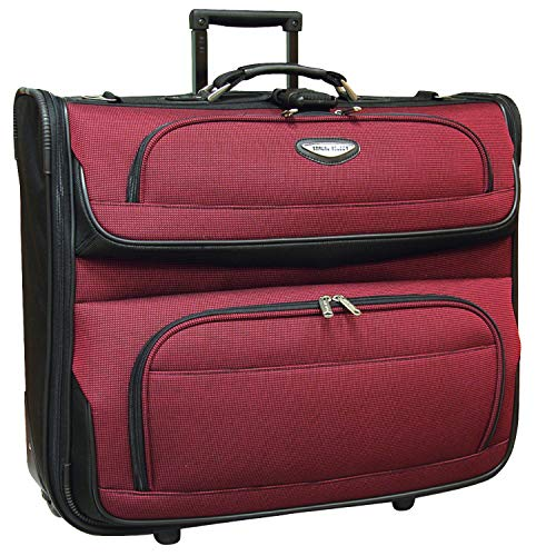 garment bag red - 7
