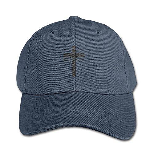 Price comparison product image 2016 Popular I Believe Cross Jesus God Logo Flat Peak Baseball Caps Cool Hat
