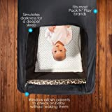 Houseables Pack N' Play Cover, Stretchy Crib