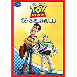 Paper Magic 32CT Showcase Toy Story Kids Classroom Valentine Exchange Cards