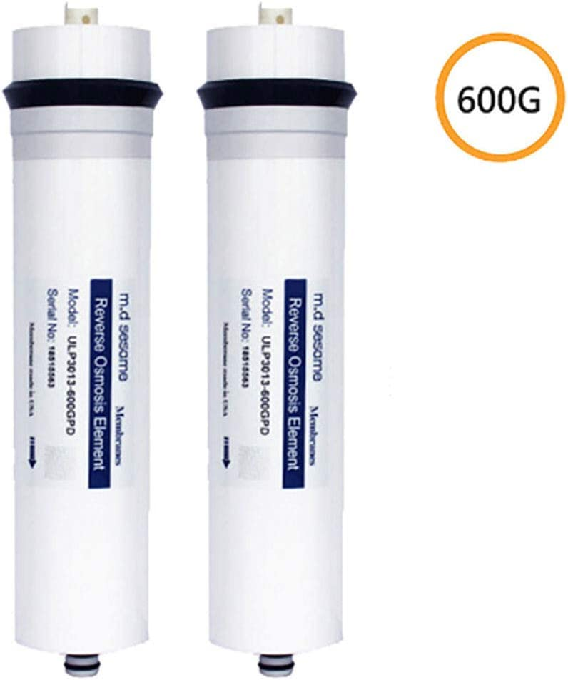 CHJ RO Membrane 3013-600G, Five-Stage Filtration System Accessories, Household General Water Purifier Filter
