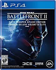 Star Wars Battlefront 2 Elite Trooper Deluxe Edition Playstation 4