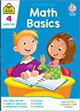 Math Basics 4 Deluxe Edition Workbook (An I Know It! Book)