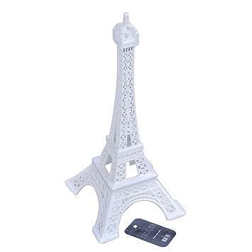 Zovie Paris Eiffel Tower Decoration For Cake Topper Home Decor Desk Centerpiece Creative Figurine Artwork