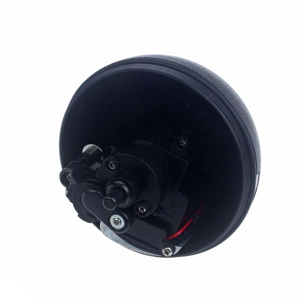 Bola de rodante automática creativa OverDose aspirador mini robot de barrido con 4 tapas peludas: Amazon.es: Hogar