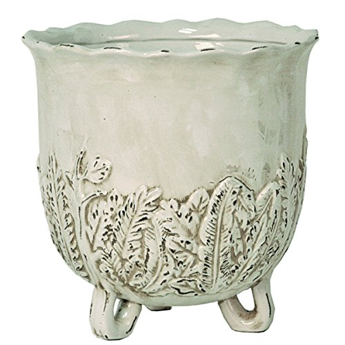 (Selectives Ivory Planter, 10