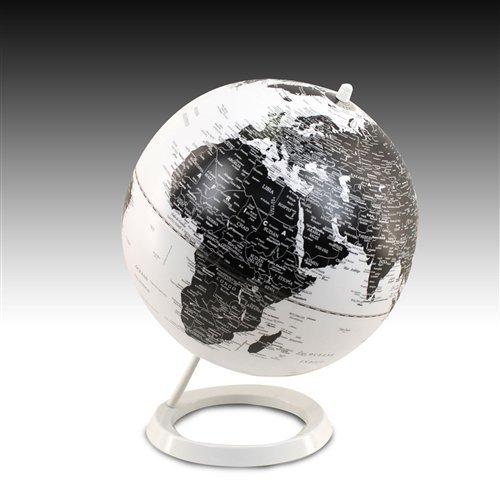 100% autentico Globo Terraqueo 25 cm diametro diametro diametro blancoo  hasta un 70% de descuento