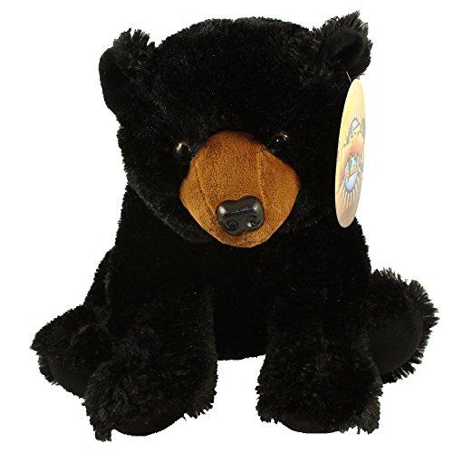 Adventure Planet Plush - BLACK BEAR ( 14 inch )