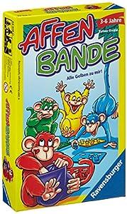 Ravensburger 23114 - Affenbande - Mitbringspiel
