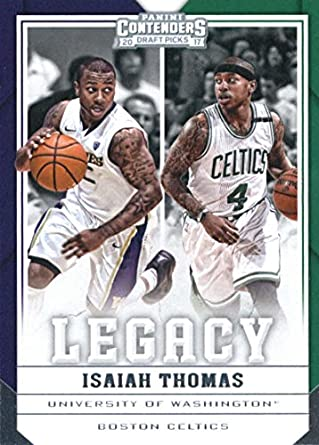 competitive price 17219 7215d Amazon.com: 2017-18 Panini Contenders Drafts Picks Legacy ...