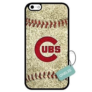 (TCustomized MLB Chicago Cubs Team Logo Design PC Case For Samsung Galsxy S3 I9300 Cover Case Cov3