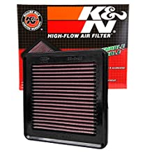 K&N 33-2422 High Performance Replacement Air Filter