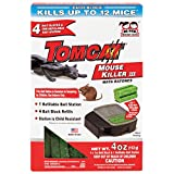Motomco LTD 23404 Tomcat Mouse And Rat Bait Station
