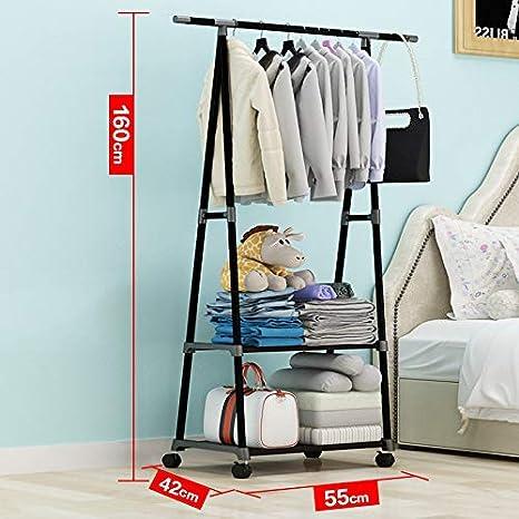Amazon.com: Perchero multifunción, triángulo, sencillo, de ...