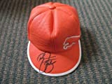Rickey Fowler Signed Golf Head Cover W/ James