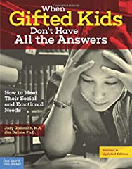 Gifted kids are so much more than test scores and grades. Still, it's sometimes difficult to see past the potential to the child who may be anxious, lonely, confused, or unsure of what the future might bring. This book, now fully revis...