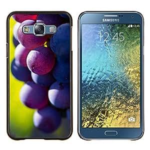 """For Samsung Galaxy E7 E700 , S-type Naturaleza Hermosa Forrest Verde 76"""" - Arte & diseño plástico duro Fundas Cover Cubre Hard Case Cover"""